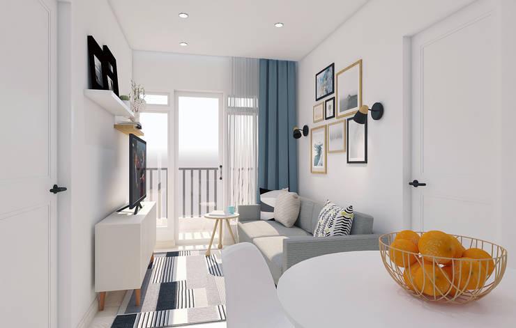 :  Living room by DSL Studio,