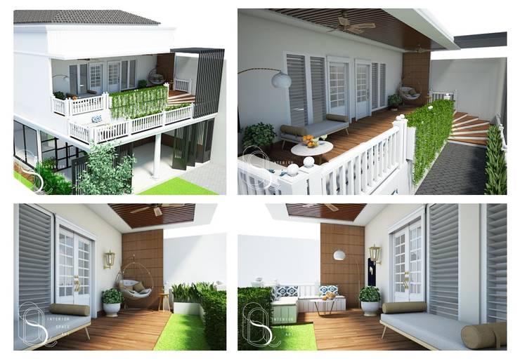 Balkon oleh DSL Studio