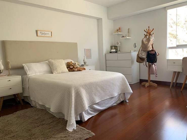 DORMITORIO SEUNDARIO: Dormitorios infantiles de estilo  por Home Staging & Co., Minimalista