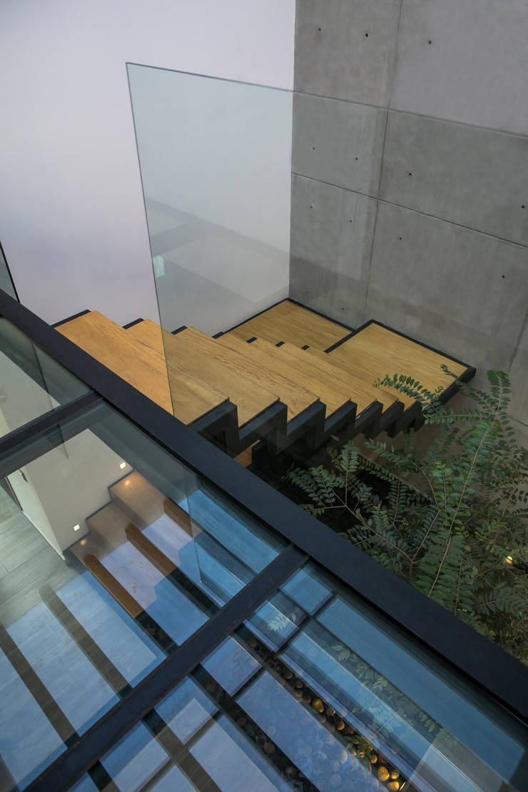 Koridor & Tangga Minimalis Oleh 21arquitectos Minimalis