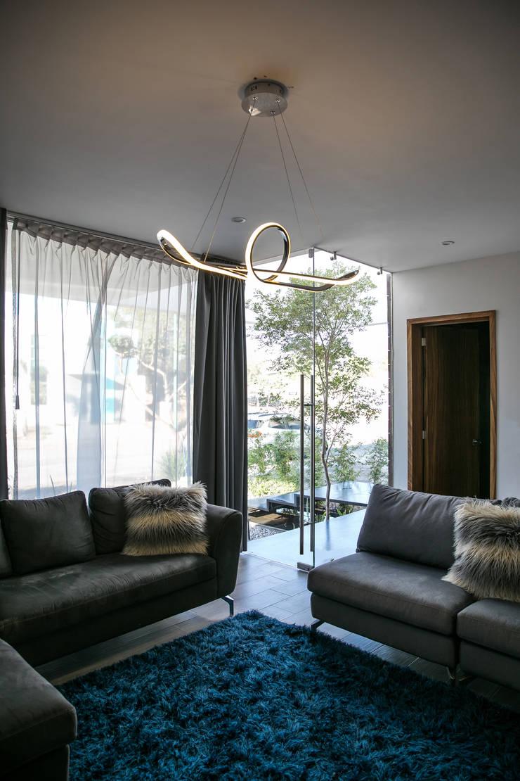 Ruang Keluarga Minimalis Oleh 21arquitectos Minimalis