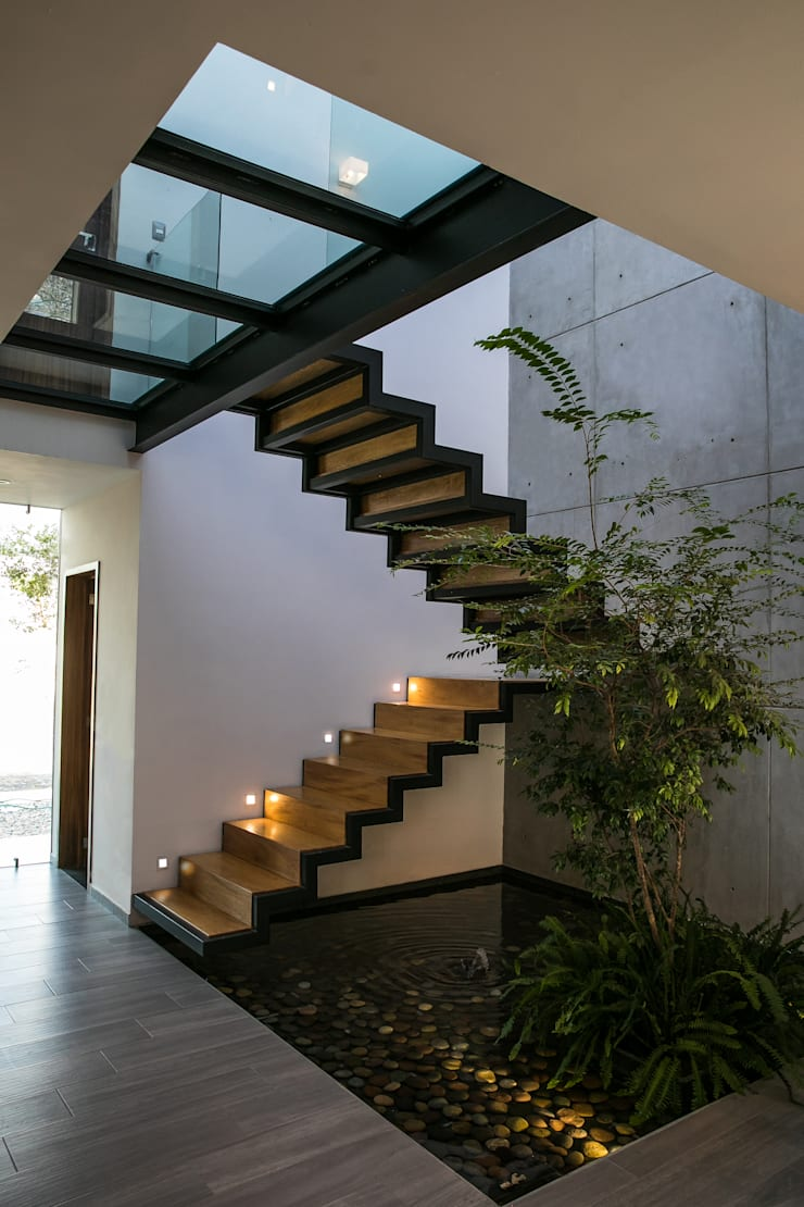 Stairs by 21arquitectos, Minimalist