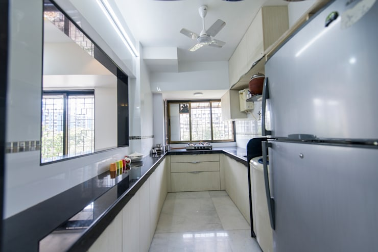 Kitchen units by Chaitali Shah ,
