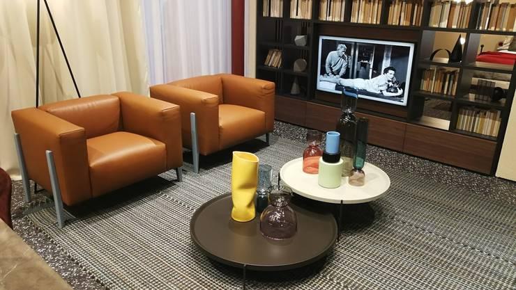 Ruang Keluarga oleh Formarredo Due design 1967