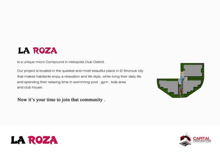 La Rosa:   تنفيذ Capital Construction - Eng. Hussein El Serafy