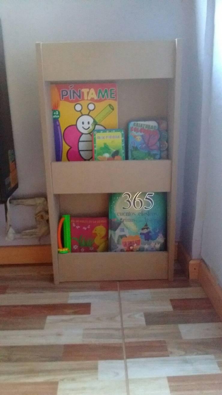 Mobiliario a medida: Habitaciones infantiles de estilo  por DagMin