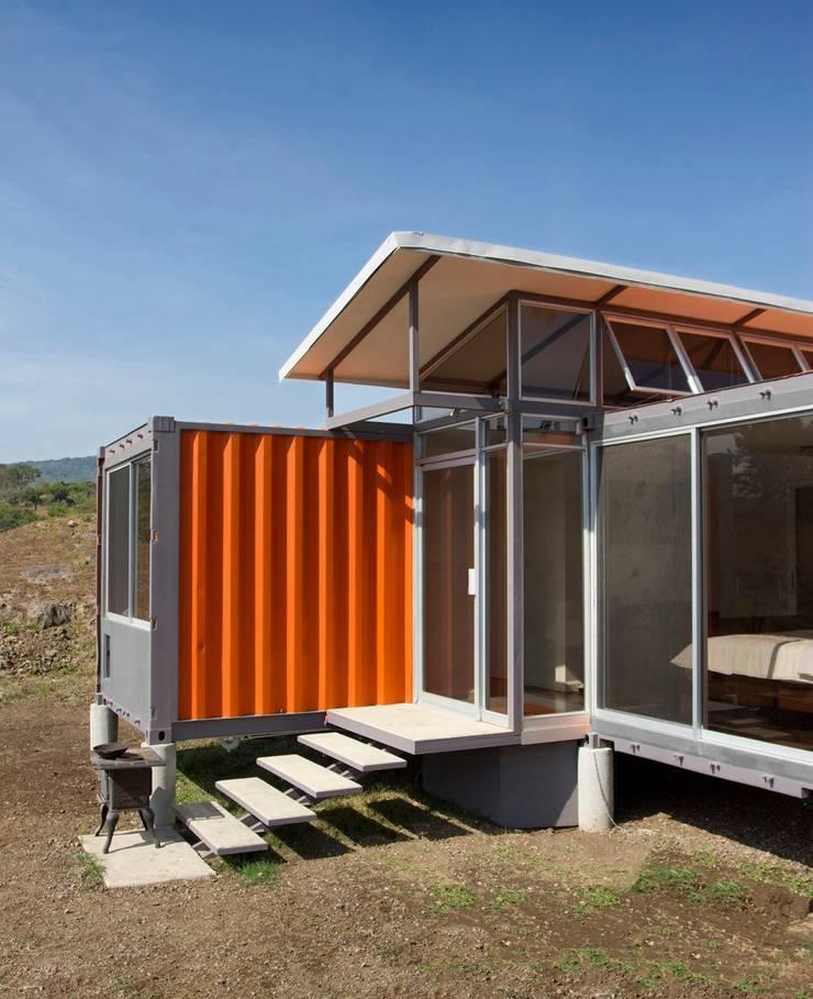 Casas En Contenedores Maritimos :  de estilo  por Contenedores Argar Colombia SAS,