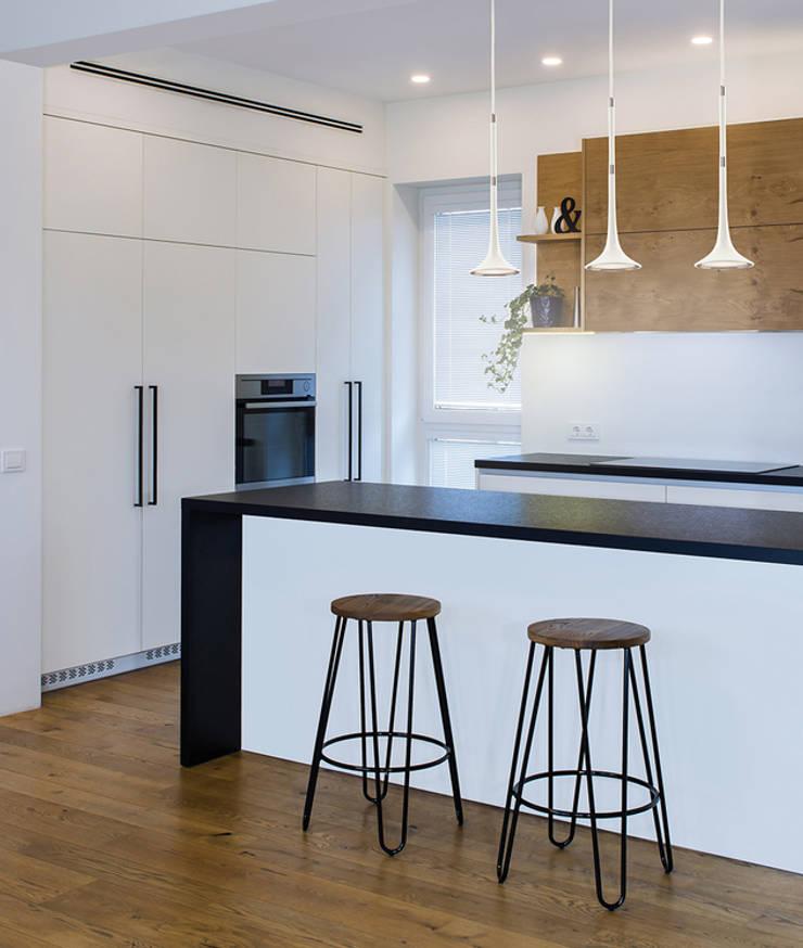 Single Pendant Light LOFT Minimalist Design Lighting White Ceiling Light LED Lamp:  Kitchen by Luxury Chandelier,