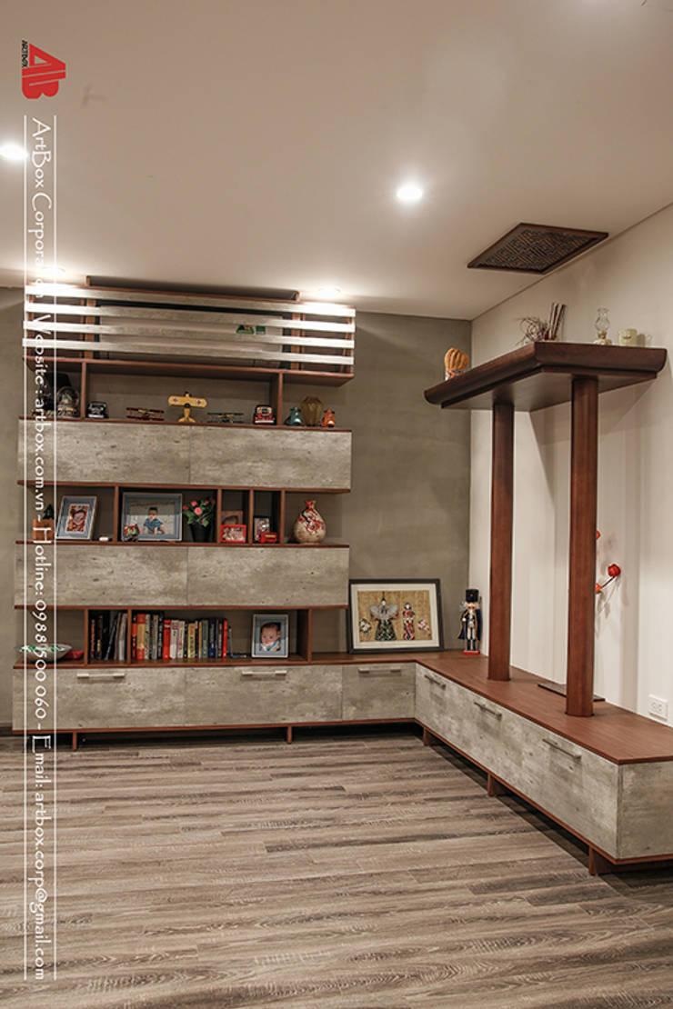 Thiết kế nội thất chung cư HongKong Tower:   by Thiết Kế Nội Thất - ARTBOX