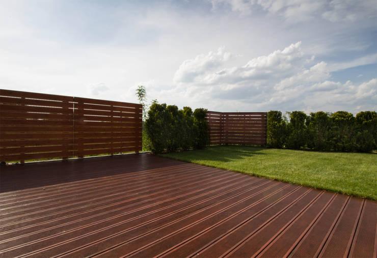 Terrasse von Bednarski - Usługi Ogólnobudowlane, Modern Holz Holznachbildung