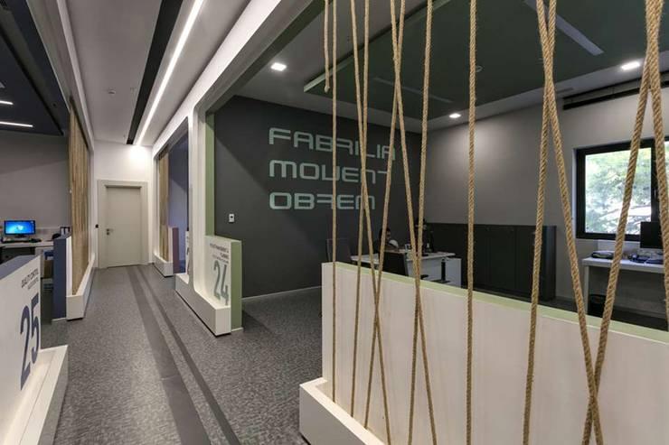Офисные помещения в . Автор – VERO CONCEPT MİMARLIK, Модерн