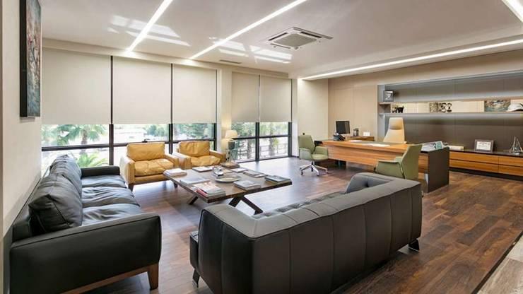 Office buildings by VERO CONCEPT MİMARLIK