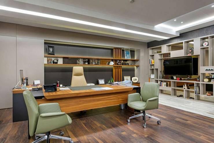 Edificios de Oficinas de estilo  por VERO CONCEPT MİMARLIK