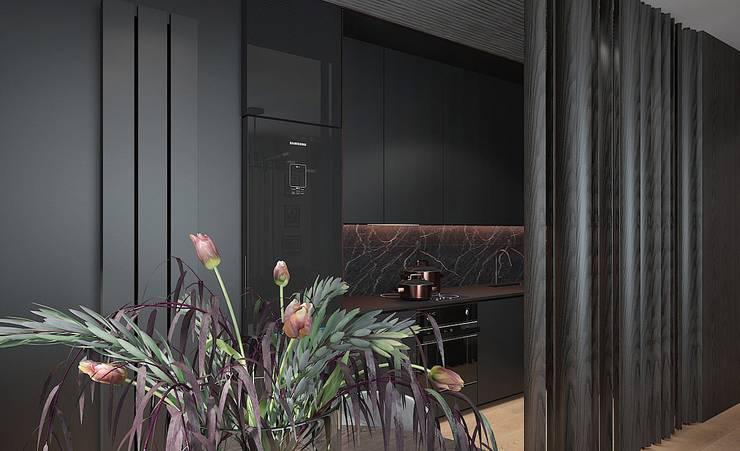 Kitchen units by Studio architektury Loci, Modern MDF
