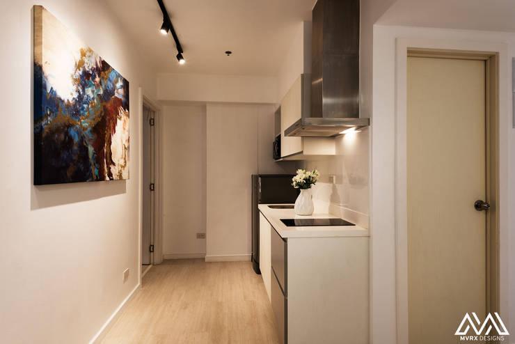 Nordic Urban:  Kitchen by MVRX Designs