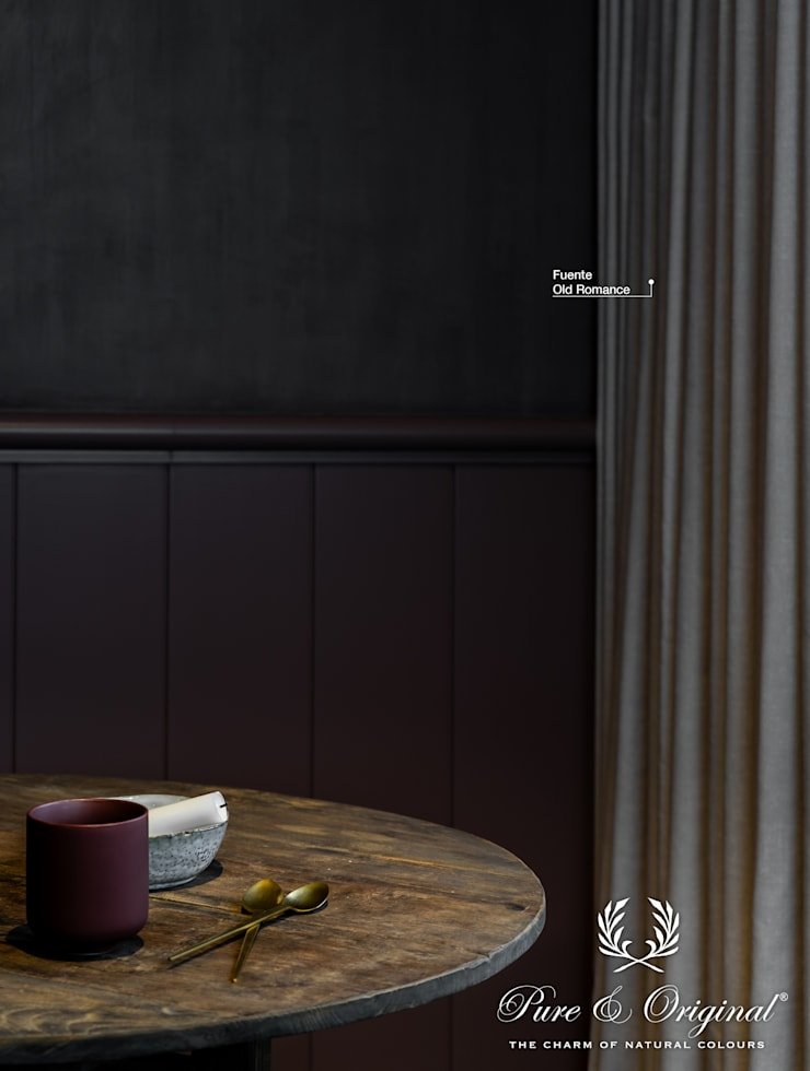 scandinavian  theo Pure & Original, Bắc Âu Dệt may Amber/Gold