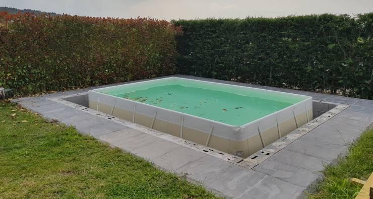 Pool by Aquazzura Piscine, Modern