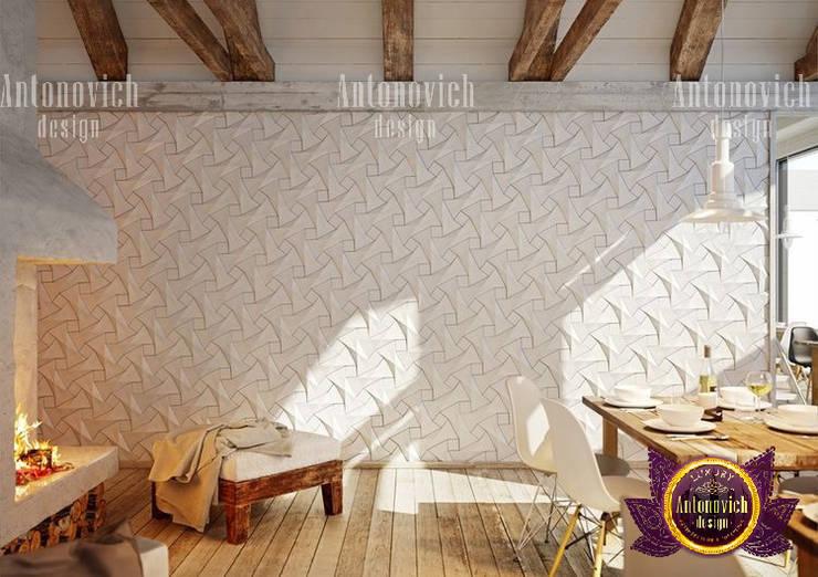 Exquisite Panel DEsign by Female Designer:   by Luxury Antonovich Design,
