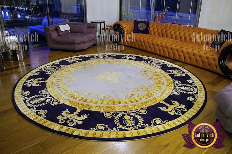 Creative Carpet Designer:   by Luxury Antonovich Design