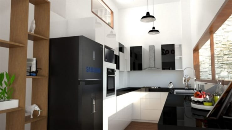 Diseño 3D aprobado:  de estilo  por Deco Abitare