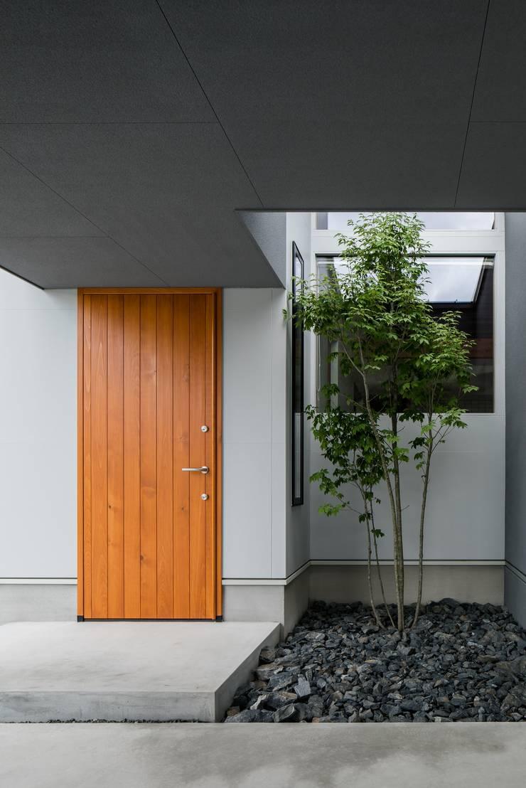Maisons modernes par ALTS DESIGN OFFICE Moderne