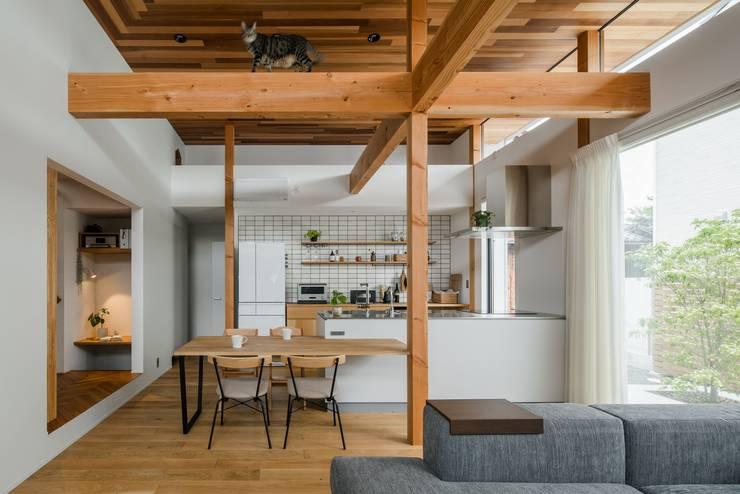 par ALTS DESIGN OFFICE Moderne