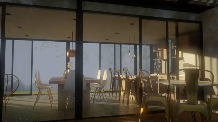 Interior NIDO:  de estilo  por NIDO,