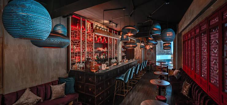 將進酒:  酒吧&夜店 by Mojo Design Studio,