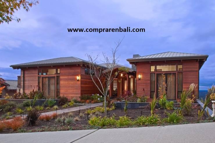 casas de madera : Casas de madera de estilo  de comprar en bali