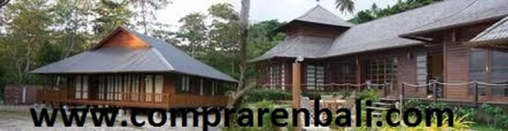 casa de madera : Casas de madera de estilo  de comprar en bali