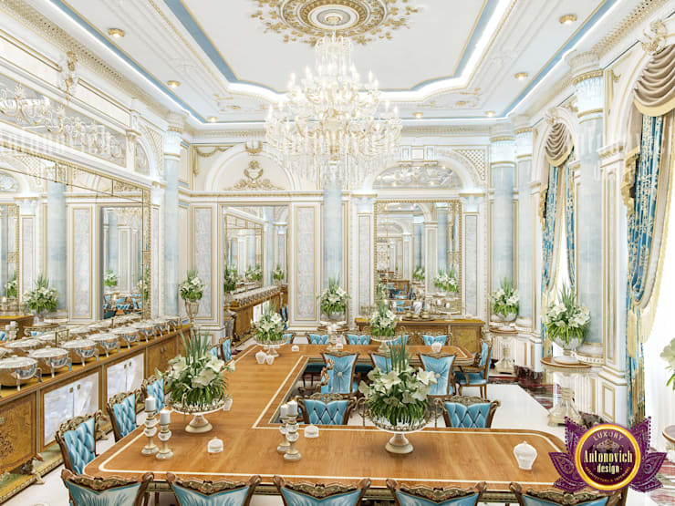"""Luxe Designer For Dining Room: {:asian=>""""asian"""", :classic=>""""classic"""", :colonial=>""""colonial"""", :country=>""""country"""", :eclectic=>""""eclectic"""", :industrial=>""""industrial"""", :mediterranean=>""""mediterranean"""", :minimalist=>""""minimalist"""", :modern=>""""modern"""", :rustic=>""""rustic"""", :scandinavian=>""""scandinavian"""", :tropical=>""""tropical""""}  by Luxury Antonovich Design,"""