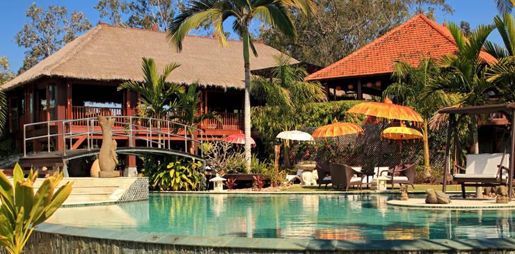 diseño y produccion de hotel Botaniq en Mojacar. de comprar en bali