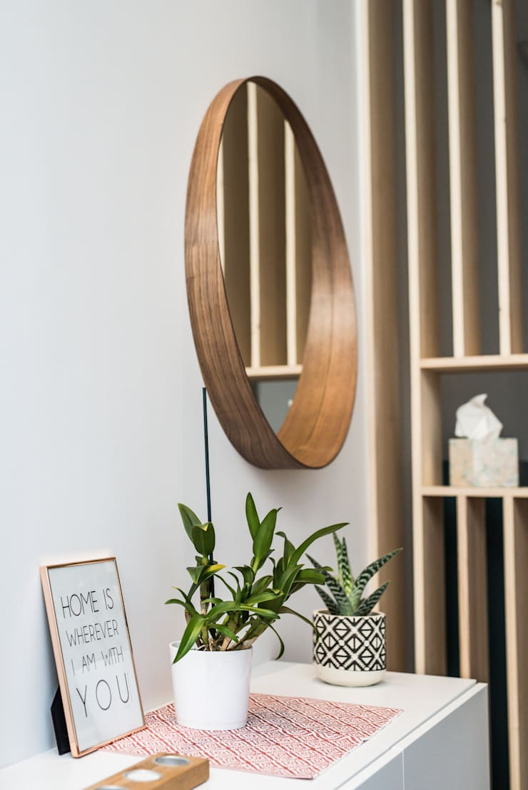 Cabinet d'ostéopathie: Salon de style  par Agence Maïlys MOUTON