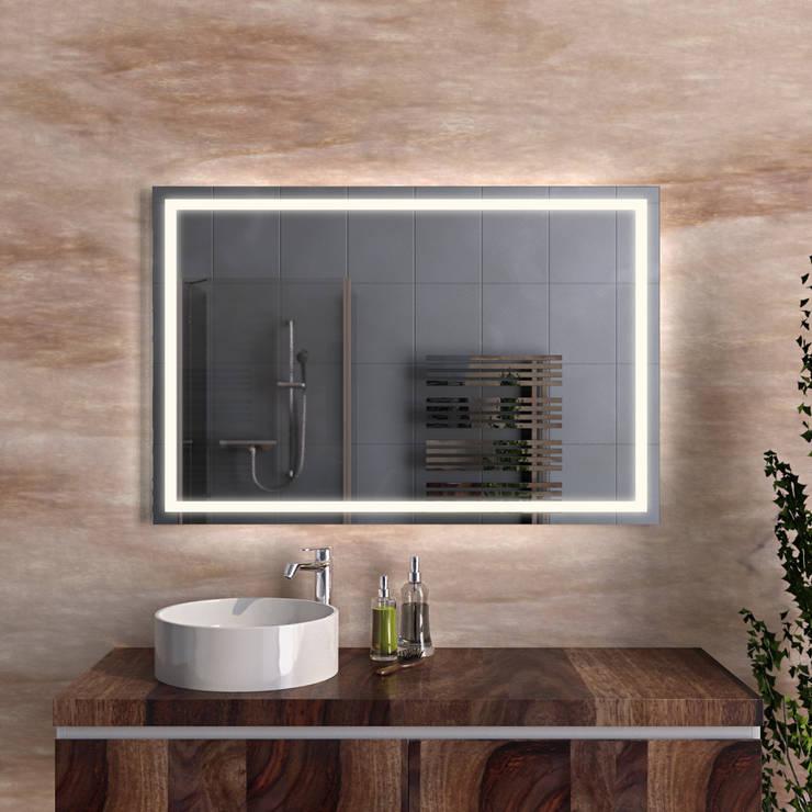Badezimmerspiegel nach Maß von Ambience Design GmbH | homify