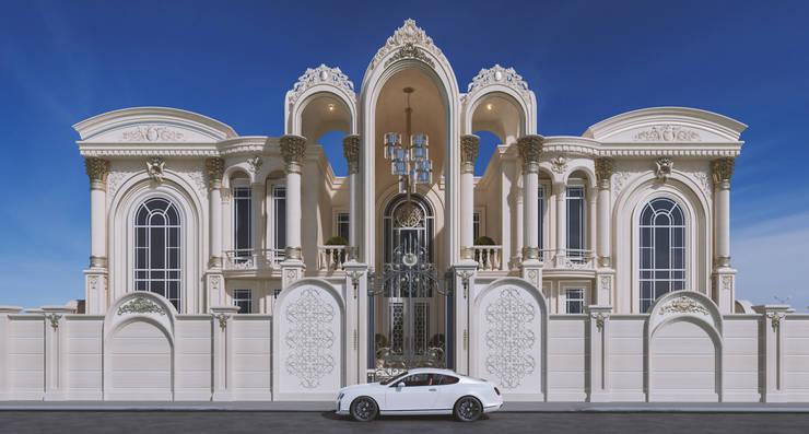 Exterior Design Of Extravagance:   by Luxury Antonovich Design,