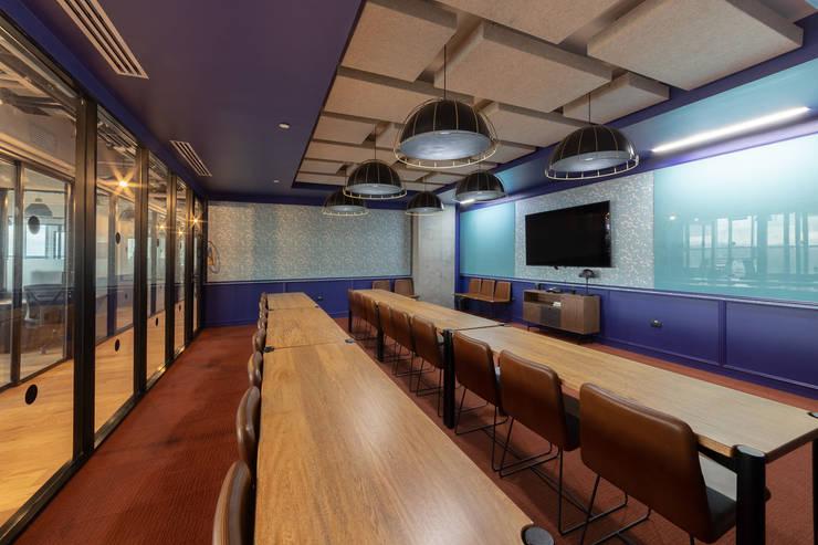 WeWork: Estudios y despachos de estilo  por Diego Rojas Fotografía,