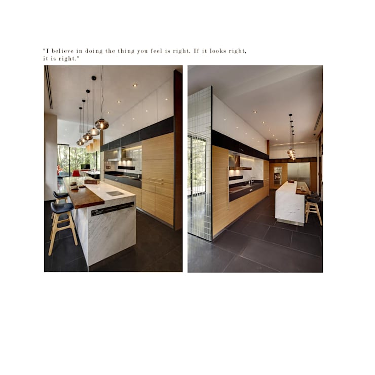 gcb landed holland road east sussex lane:  Built-in kitchens by museum homes, Modern
