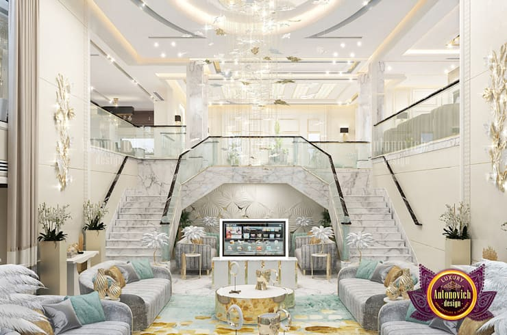 """Sophisticated Huge Hall Design Ideas: {:asian=>""""asian"""", :classic=>""""classic"""", :colonial=>""""colonial"""", :country=>""""country"""", :eclectic=>""""eclectic"""", :industrial=>""""industrial"""", :mediterranean=>""""mediterranean"""", :minimalist=>""""minimalist"""", :modern=>""""modern"""", :rustic=>""""rustic"""", :scandinavian=>""""scandinavian"""", :tropical=>""""tropical""""}  by Luxury Antonovich Design,"""