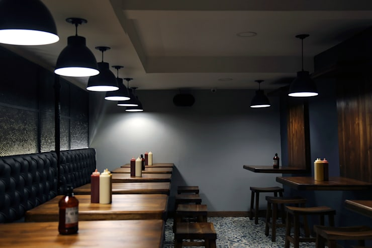 Restaurants de style  par Gamma, Moderne