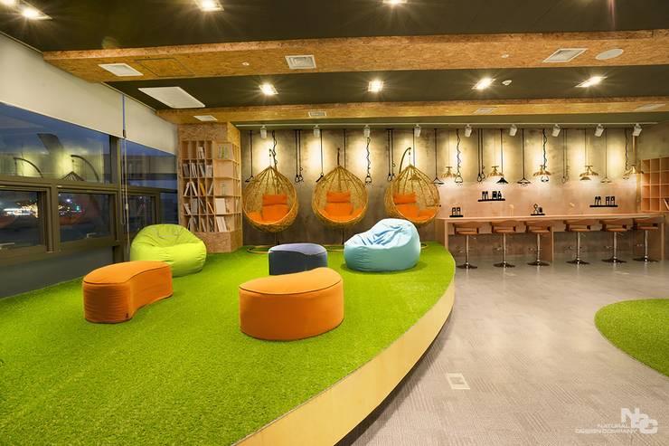 지방행정연수원 교육지원센터: 내츄럴디자인컴퍼니의  사무실,