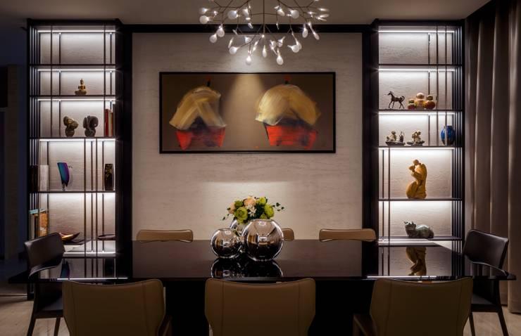 Bishopgate Residences:  Dining room by Summerhaus D'zign