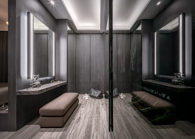 Dressing room by Summerhaus D'zign, Modern
