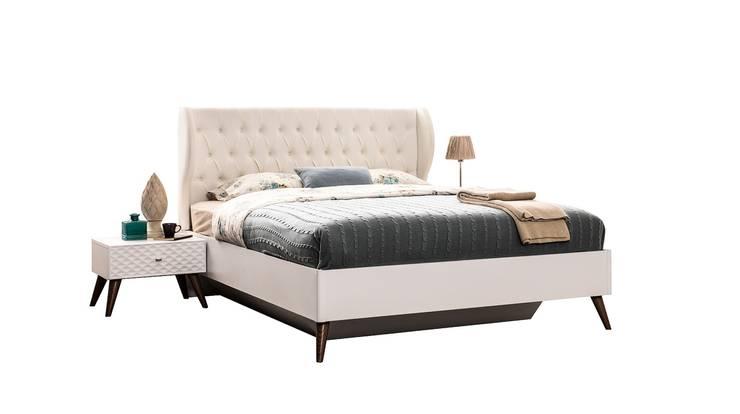 السرير الكابوتينه لغرفه نوم اوميجا :  غرفة نوم تنفيذ اثاث مصر