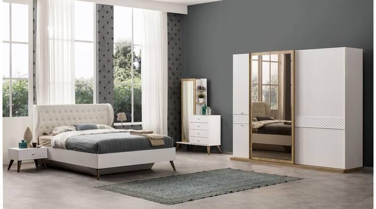 غرفه النوم بشكل كامل :  غرفة نوم تنفيذ اثاث مصر