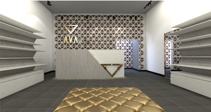 Commercial Spaces by Castro & Gamero, Modern