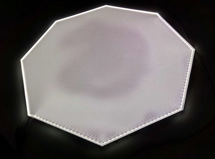 Customized Shape Led Sheet: industrial  by MAX Illumination, Industrial