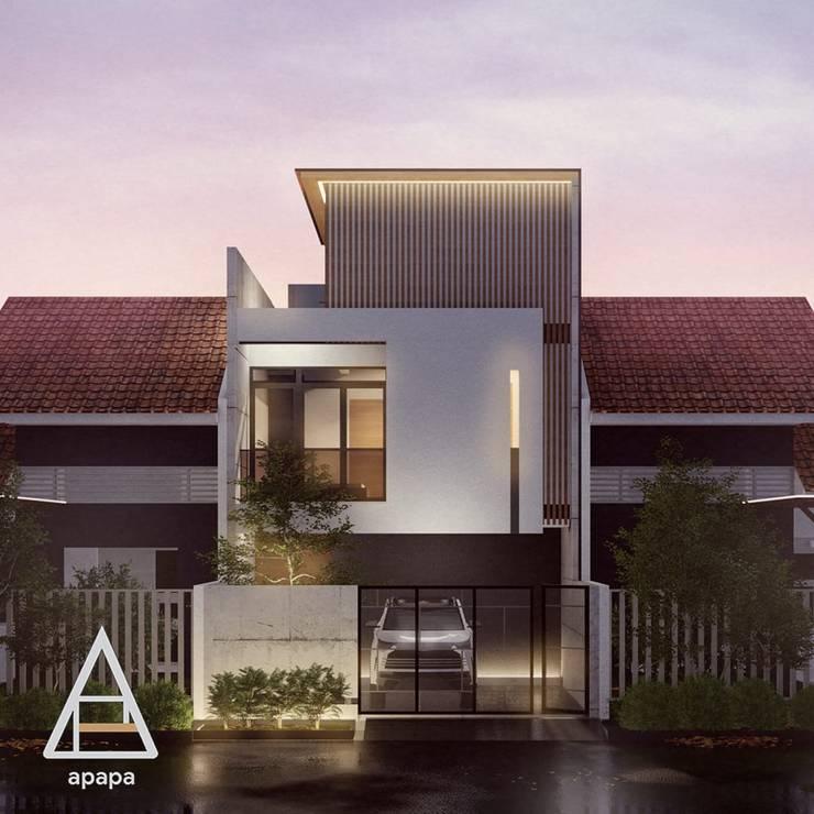EM House:   by Apapa Studio