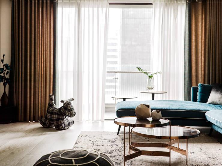 起舞的音符:  窗戶 by 耀昀創意設計有限公司/Alfonso Ideas,