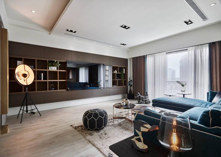 合康天賦:  地板 by 耀昀創意設計有限公司/Alfonso Ideas,