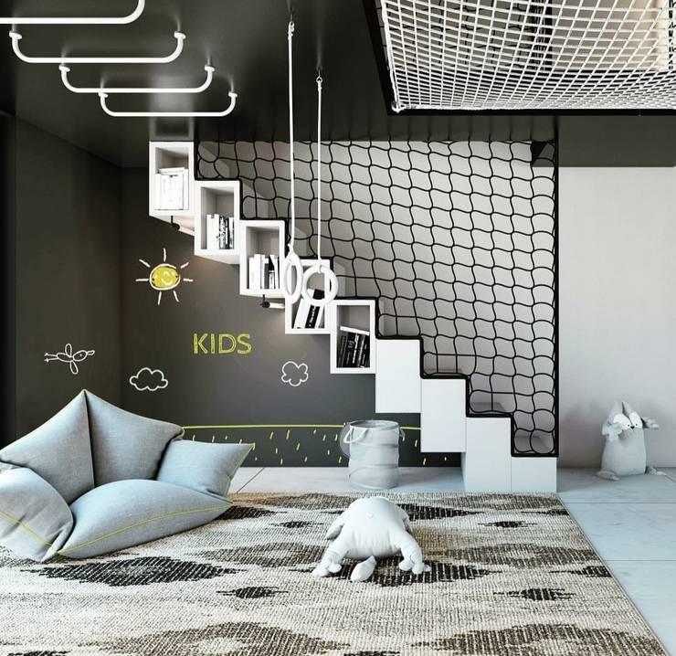 Un paraíso rural cerca a Bogotá: Vestíbulos, pasillos y escaleras de estilo  por Smart Investment Group,